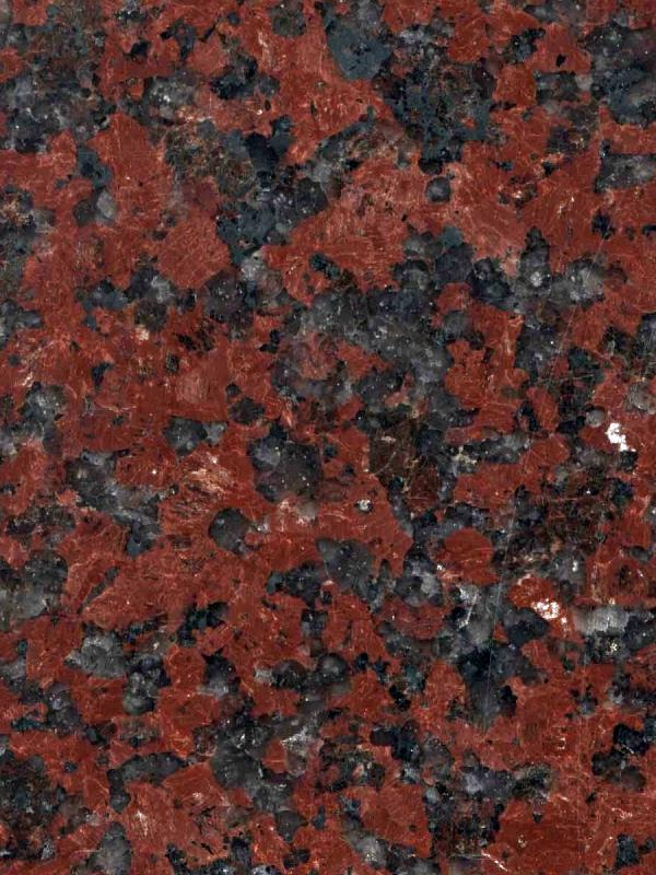 African Red Granite Image