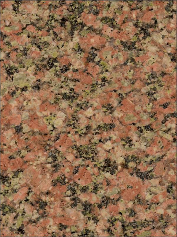 Angola Red Granite Image