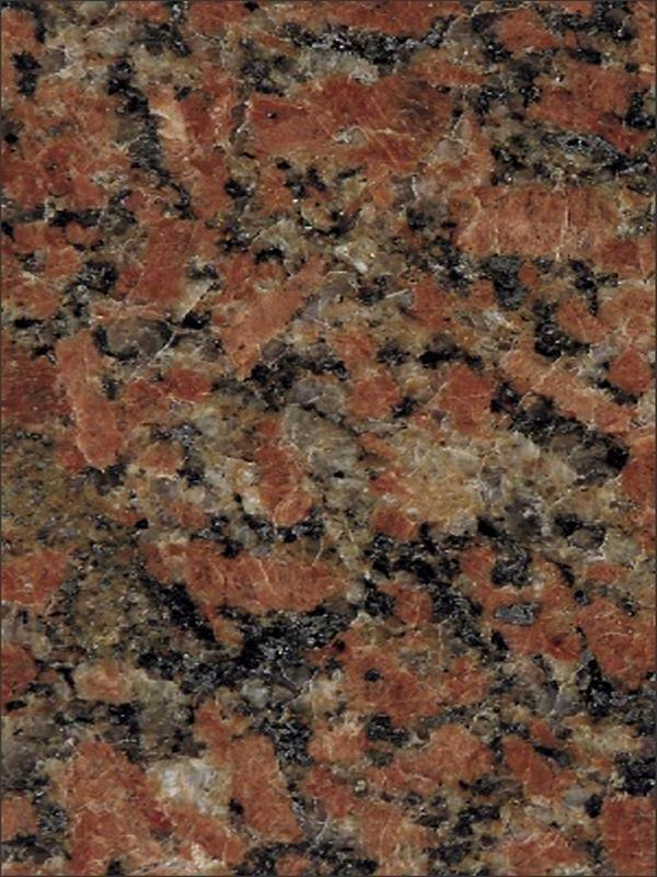 Aswan Red Granite Image