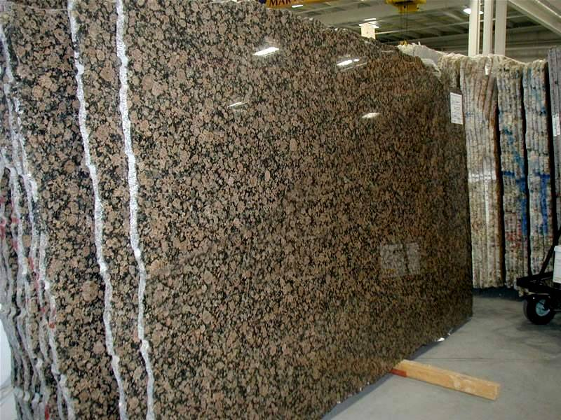 Baltic Brown Granite Image