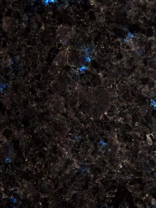 Blues In The Night Granite Image