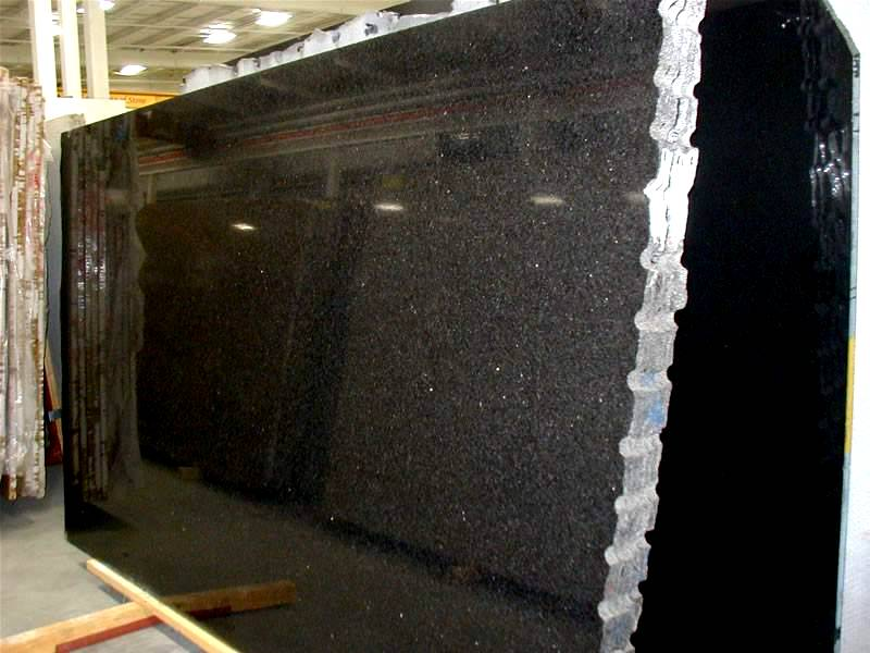 Cambrian Black Granite Image
