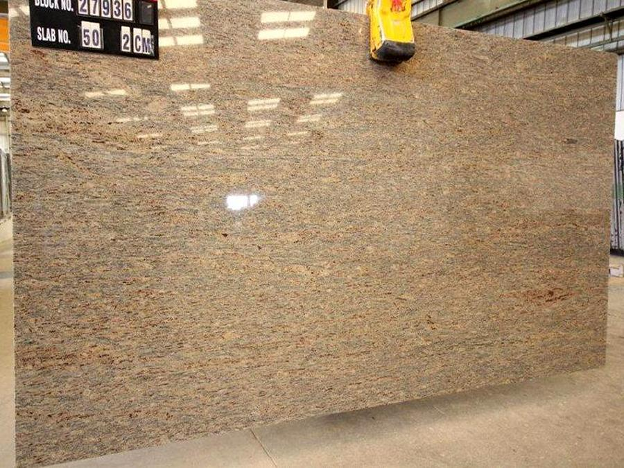Forest Yellow Granite Image