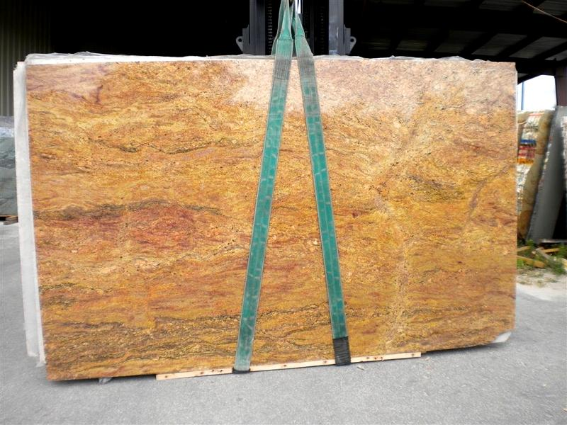 Golden Oak Extra Granite Image