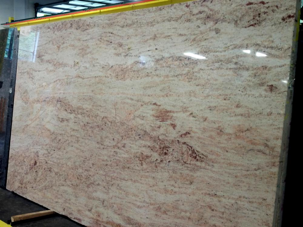 Ivory Brown Granite Image