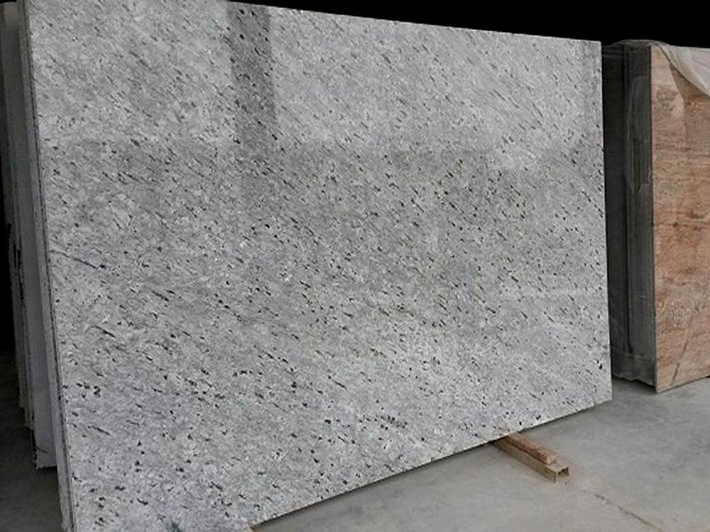 Moon White Granite Slab Image
