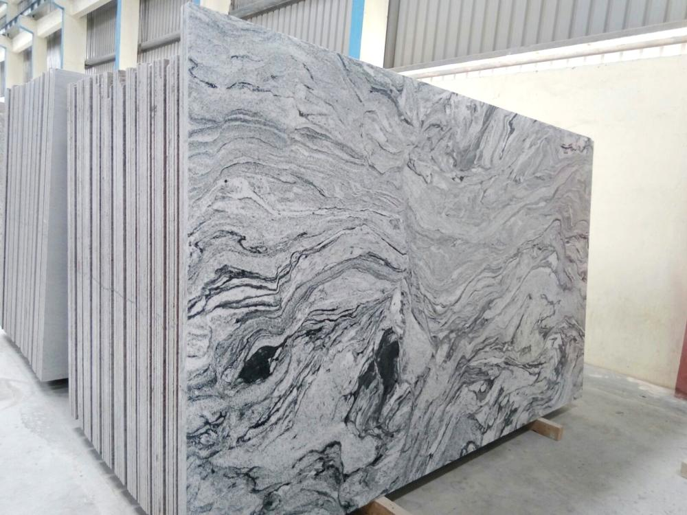 Viscont White Granite Slab Image